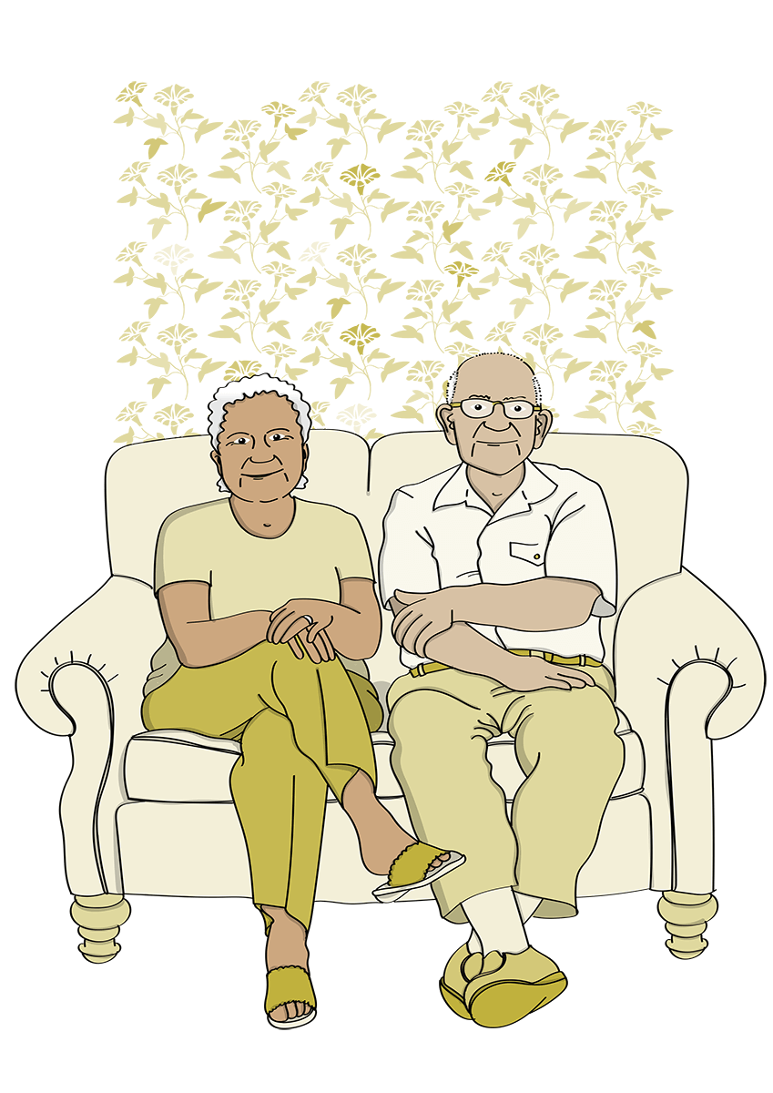 Mahana Stories – Pat & Chris