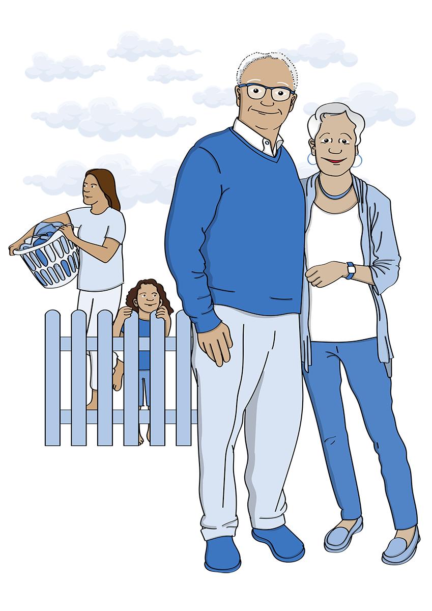 Mahana Stories – Peter & Susan