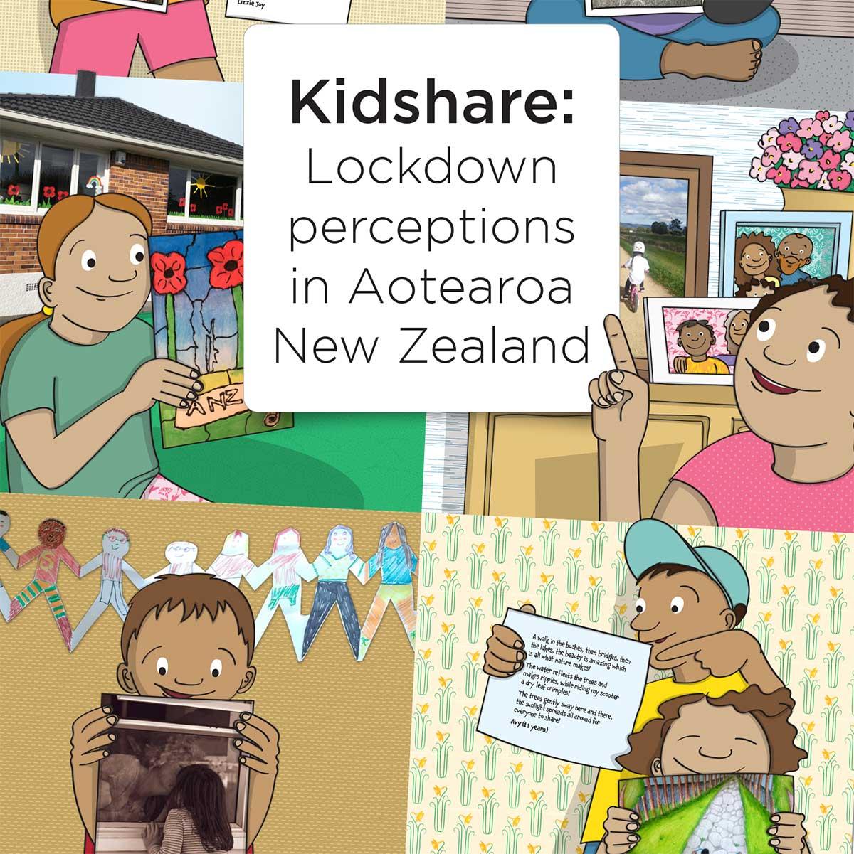 Kidshare: Lockdown perceptions in Aotearoa New Zealand
